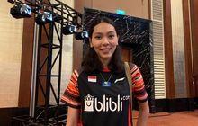 indonesia open 2019 - gloria tak mau terbebani saat bersua kompatriot