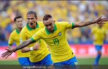 timnas brasil, lebih tajam dan 'demokratis' tanpa diperkuat neymar