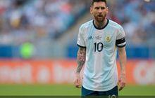 Tahun Depan, Kans Terakhir Lionel Messi Beri Gelar untuk Argentina