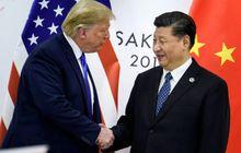Trump Sebut Huawei dapat Berbisnis Kembali dengan Amerika Serikat