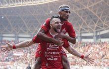 cetak hat-trick, marko simic geser striker timnas indonesia dalam daftar top scorer liga 1