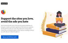 Mozilla Tampilkan Teaser Pesaing Apple News+, Siap Meluncur 2019