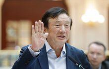 Meski Bersaing, Ternyata CEO Huawei Jadikan Apple Sebagai Panutan