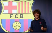 sumber kebahagiaan griezmann di tengah persaingan ketat di barcelona