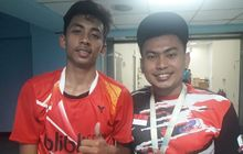 indonesia borong 3 emas pada world deaf badminton championships 2019