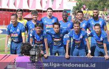 Hasil Liga 1, Hat-trick Makan Konate Bawa Arema FC Raih 3 Kemenangan Beruntun
