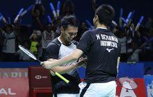 indonesia open 2019 - tuan rumah pastikan 1 gelar juara dari ganda putra