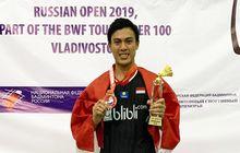 Thailand Open 2019 - Ini Kunci Keberhasilan Seshar untuk Kalahkan Lin Dan