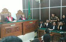 penjelasan hakim soal putusan 1,5 tahun penjara untuk joko driyono