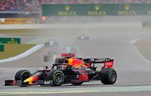 F1 GP Jepang 2019 - Max Verstappen Optimistis dengan Mesin Baru Honda