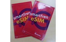 Smartfren Luncurkan Teknologi eSIM untuk Pengguna iPhone XS, iPhone XR