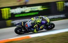 Mesin Baru Yamaha Tidak Bikin Rossi Terkesan