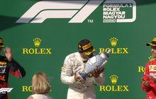 Hasil Balapan F1 GP Hungaria 2019 - Lewis Hamilton Bersinar