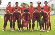 Susunan Pemain Timnas U-18 Indonesia Vs Laos, Grup A Piala AFF U-18