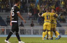 Piala Malaysia 2019, Peran Kecil Saddil Ramdani bagi Kemenangan Timnya
