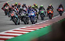 pihak penyelenggara motogp umumkan jadwal tes resmi musim 2020