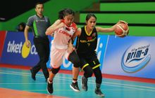 LIMA Basket Nationals 2019 - Universitas Surabaya Pertahankan Posisi Ketiga