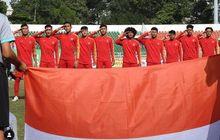 Timnas U-18 Indonesia dan Malaysia Sama Kuat pada Babak Pertama Semifinal Piala AFF U-18 2019