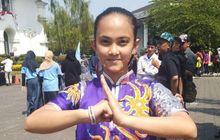 uji coba - mutia azela, mojang cantik 17 tahun gantungkan mimpi di pon xx papua