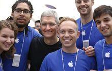 Apple Berhasil Sediakan Hingga 2,4 Juta Lapangan Pekerjaan di AS