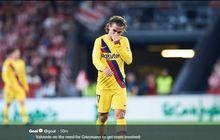 Antoine Griezmann: Saya Tahu Datang ke Barcelona Akan Sulit