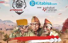 Rayakan HUT Ke-74 RI, PUBG Mobile Berbagi Kebahagiaan dengan Para Veteran