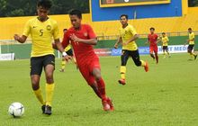 fakhri husaini sesalkan u-18 indonesia kecolongan gol keempat malaysia