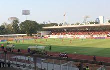 kualifikasi piala asia u-16 2020 - pelatih timnas u-16 filipina komentari stadion indonesia