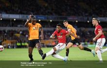 VIDEO - Kerja Sama Rapi 4 Pemain Bawa Man United Ungguli Wolves