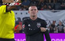 DC United Vs New York RB - Wayne Rooney Dapat Kartu Merah Gara-gara VAR