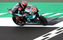 motogp inggris 2019 - marc marquez akui kalah cepat dari quartararo