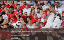 hasil liga inggris - rashford dua kali sial, man united tumbang