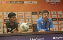 Jamu Arema FC, Pelatih PSM Canangkan Misi untuk Balas Dendam