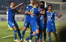 Persib Bandung Bidik Poin Penuh di Kandang Persipura Jayapura