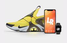 Sepatu Nike Adapt Huarache Mendukung Siri Shortcut dan Apple Watch