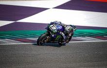 Gusur Valentino Rossi, Vinales Incar Posisi Pembalap Nomor Satu Yamaha