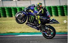 Valentino Rossi Tak Kaget Ketika Jorge Lorenzo Mengumumkan Pensiun
