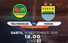 Link Live Streaming Tira Persikabo Vs Persib Bandung, Pertarungan Dua Tim Jabar