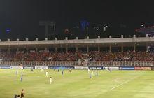 terus gempur filipina, timnas u-16 indonesia unggul tipis pada babak pertama