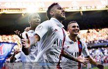 Gagal Balik ke Barcelona, Messi Mulai Khawatir Neymar Diserobot Madrid