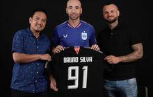 resmi, bruno silva kembali perkuat psis semarang di liga 1 2019