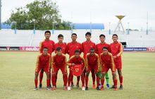 kualifikasi piala asia u-16 2020 - timnas indonesia menang 15-1 atas mariana utara