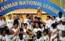ditinggal pemain pindah ke liga 1, klub ini juarai liga myanmar 2019