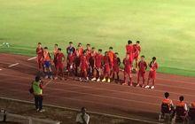 timnas u-16 indonesia pesta gol, bima sakti sempat marah ke pemain