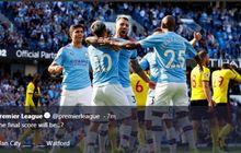 Hasil Lengkap dan Klasemen Liga Inggris - Cetak 8 Gol, Man City Pepet Liverpool