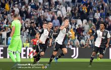 Hasil Liga Italia - Cristiano Ronaldo Bikin Gol dan Assist, Juventus Salip Inter Milan