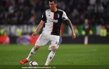 Mandzukic Mulai Diasingkan Juventus, Segera ke Manchester United?