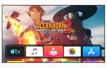 Update tvOS 13 Bawa Apple Arcade, Multi User Support dan Screen Saver