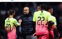 Tertinggal 8 Poin dari Liverpool, Pep Guardiola Tolak Lempar Handuk