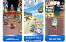 Review Mario Kart Tour, Balapan Gokart dan Keliling Dunia